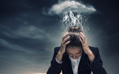 ¿Qué hacer cuando te abruman las emociones negativas?